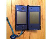 Blue Nintendo DSI For Sale