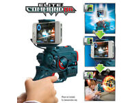 App Gear Elite Command-AR Phone Gun & Game