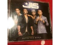 JLS OUTTA THIS WORLD CD ALBUM