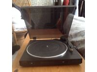 Pioneer stereo turntable