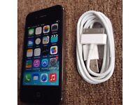 Apple iPhone 4s 16gb Black UNLOCKED