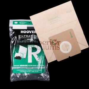 Paper Bag With Secondary And Final Filter Type R30 5 Pack Canister S1361