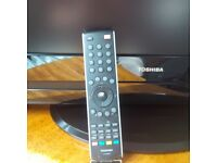"Toshiba 26"" LCD TV with stand. Samsung DVD with USB connection. Portable 3.5"" Chilli TV"