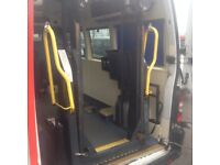 Ricon wheelchair / standing lift maintained by NHS perfect working order and easy to fit