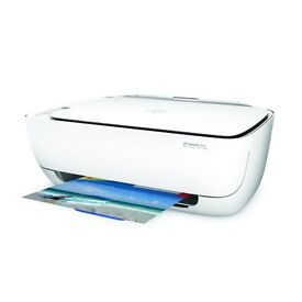 Lightly used HP DeskJet 3630 All-in-One Printer (Print, Copy, Scan, Wireless)