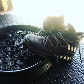 Adidas crazy explosive basketball trainers