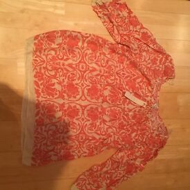 Brand new maternity top size S