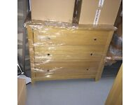 House furniture: Bookshelves, chest of drawers, tv stand, coffee table all good quality