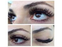 Luxury Lashes- mobile beauty- eyelash extensions, spray tan, microblading, nails