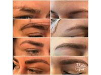 Microblading treatment available NOW
