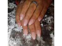 Nail extensions and Gel polish services
