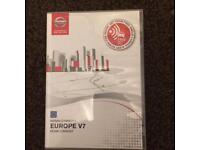 Nissan connect 1 Europe V7 sat nav Sd card