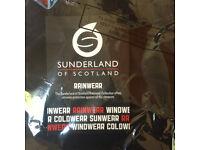 Sunderland Golf Waterproof Trousers Brand New