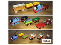 Thomas Take N Play Trains Bundles