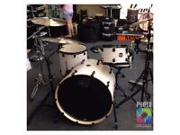 Mapex Mars drum kit & Istanbul 5 cymbal complete set AS NEW CONDITION