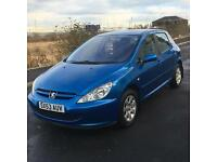 Peugeot 306 1.6 full year mot