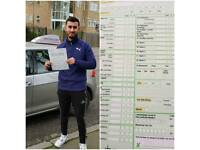 Driving school instructor lesson intensive East london Newham Redbridge docklands manual course test