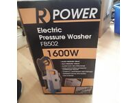 New In Box Pressure Washer