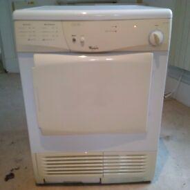 6kg condenser tumble dryer in pristine condition can deliver