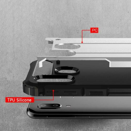 Armor Hoesje Samsung Galaxy A40 Rood