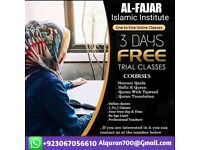 Quran Teachers Available for online classes