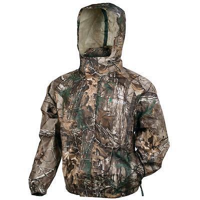 - Frogg Toggs Pro Action Rain Jacket Realtree Xtra Camo All Sizes