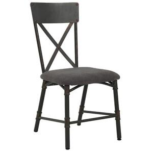 Antique Black Side Chair Sale Brampton- WO 7747 (BD-2549)