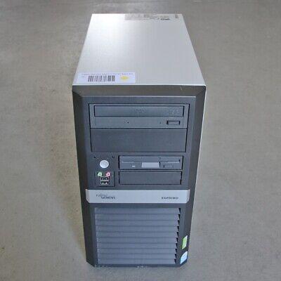 Fujitsu Siemens Esprimo P5720 Tower PC Intel  Celeron 440 2,0 Ghz 80GB HDD