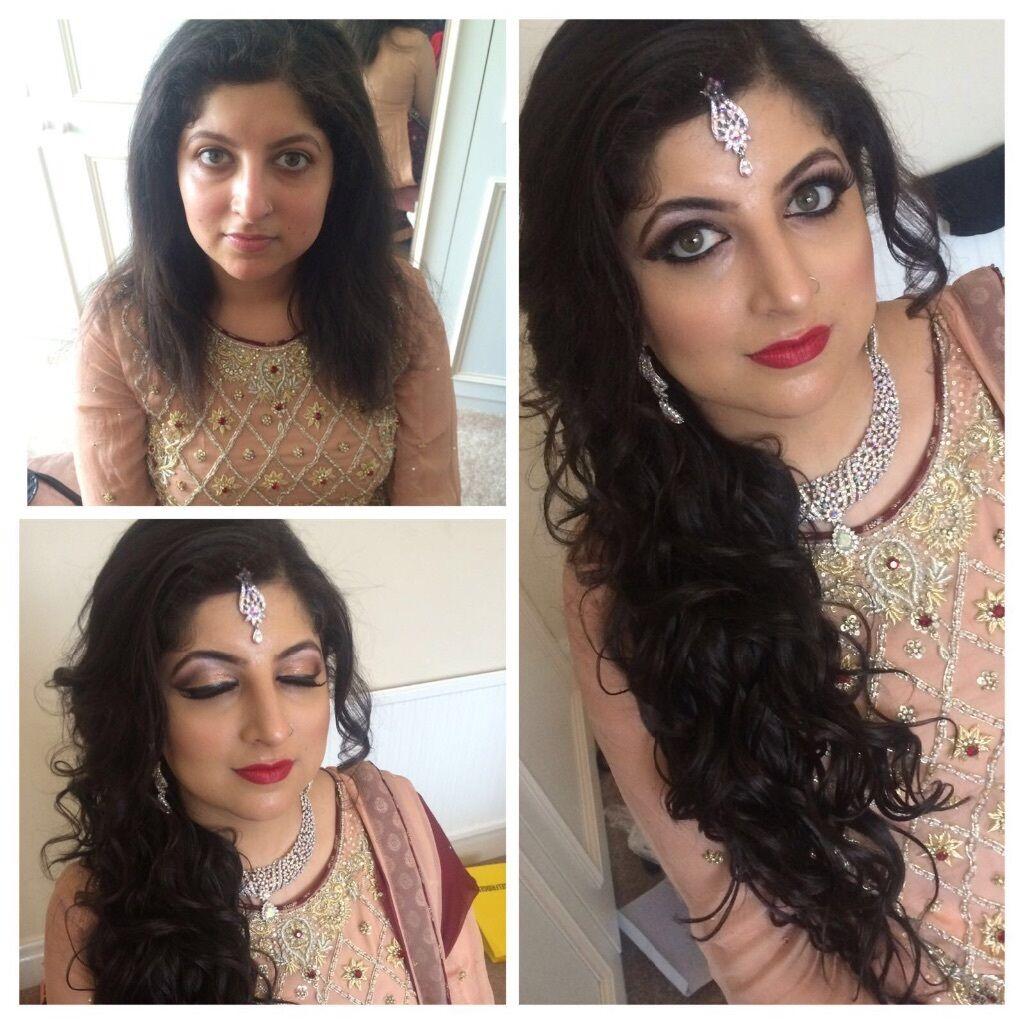 asian makeup artist greater manchester - mugeek vidalondon