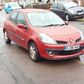 Renault Clio Dynamique 1,4 5 doors for sell