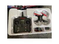 Radio control quadcopter