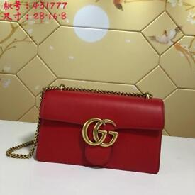 New Gucci Real leather