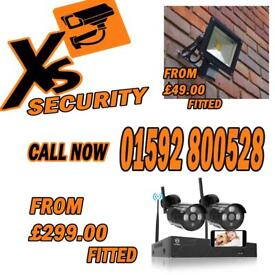 !!FULL HD CCTV SYSTEMS!! FULLY INSTALLED. SECURITY SYSTEMS OUTDOOR LIGHTING FREE QUOTE.