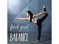 Find Your Balance Beginners Yoga Class