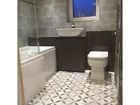Bathroom fitter and kitchen fitter