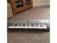 Casio Electric keyboard nearly new hardly used