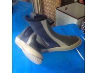 GUL sailing boots