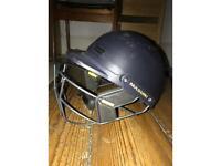Masuri men's cricket helmet