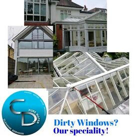 WINDOW CLEANING/ GUTTER CLEANING