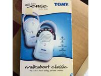 Baby monitor tomy portable