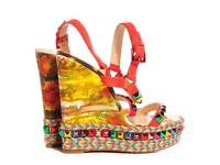 Louboutin Wedges - Authentic 100%