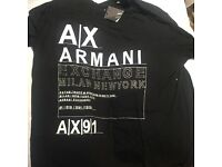 Brand new branded t-shirts - Armani, Ck