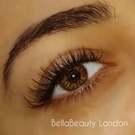 Eyelash Extensions £40