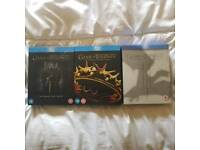 Game of Thrones season 1-3 Blu-ray boxset