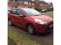 Immaculate Citroen c3 1.4 HDi VTR+ with FSH