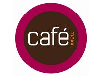 Food and Beverage Assistants Cafe Maxx Croydon