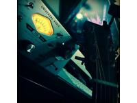 Studio in East London for Recording music or sound.