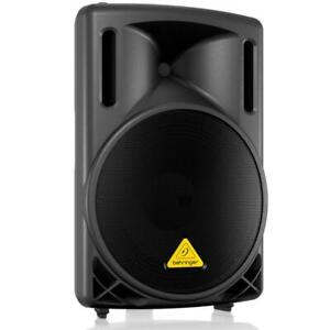 Behringer EUROLIVE B212D 12-inch Active 550-Watt 2-Way PA Power Speaker