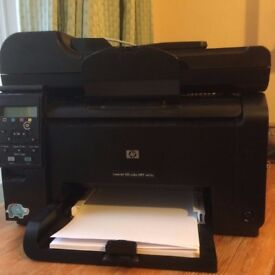 HP LaserJet Colour Printer 3in1 for sale