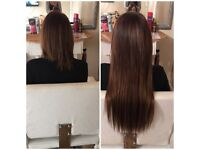 Mobile Hair extensions specialist Kent based